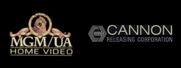 Cannon MGM logo USA