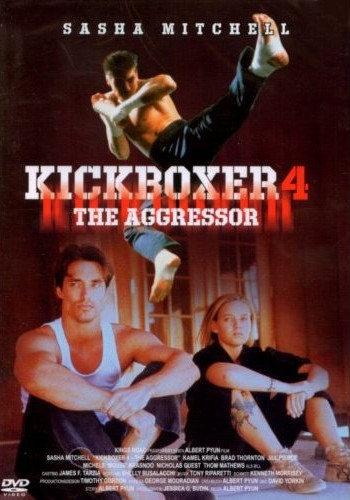 kickboxer 4 the aggressor cast