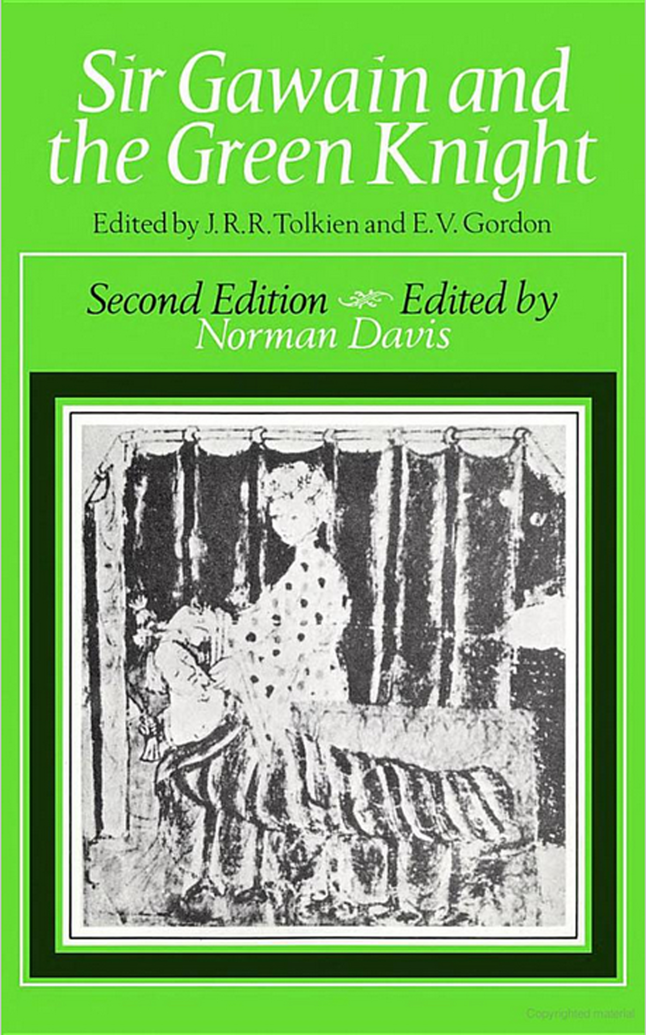 an examination of the epic poem sir gawain and the green knight Sir gawain student sample and teacher sample sir gawain and the green knight is a great medieval epic and romanceour student and teacher guides will increase the student's vocabulary and reading comprehension.
