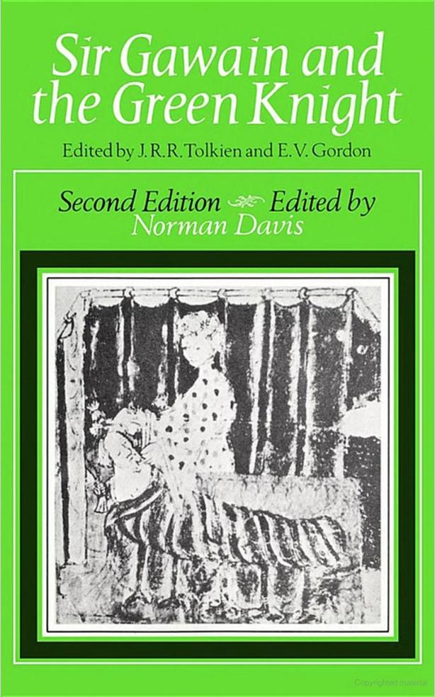 Sir Gawain book