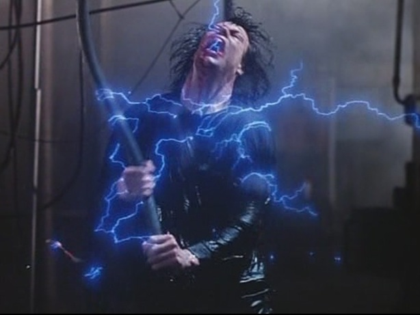 Funny thing how can you get electrocuted when holding isolation in your hands