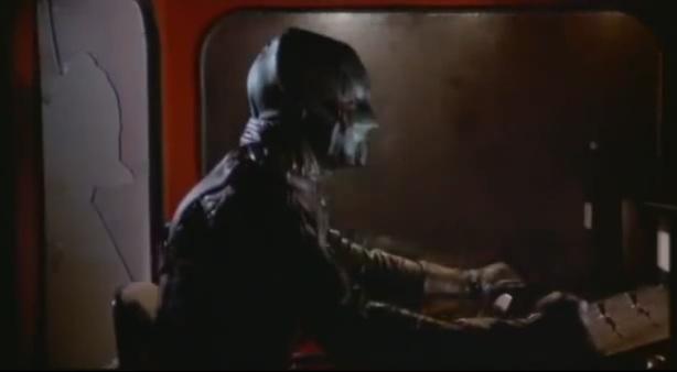 Hail to the bus driver, bus driver, bus driver...mutant
