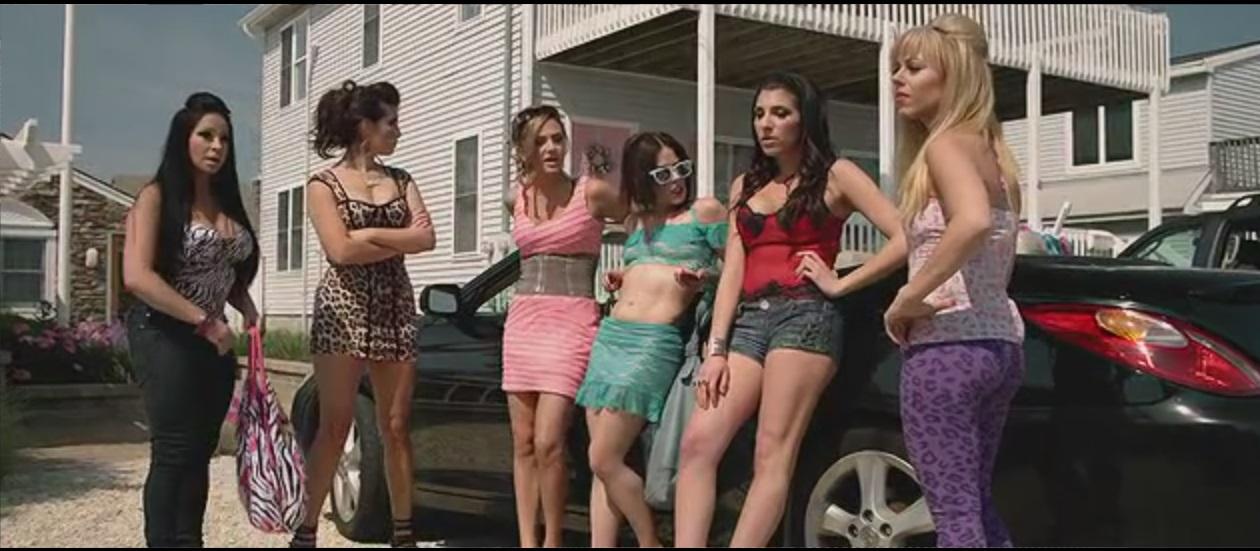 Jersey Shore Massacre (2014)   Worsemovies